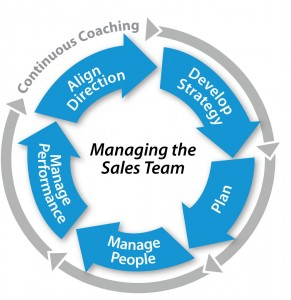 Sales management roadmap