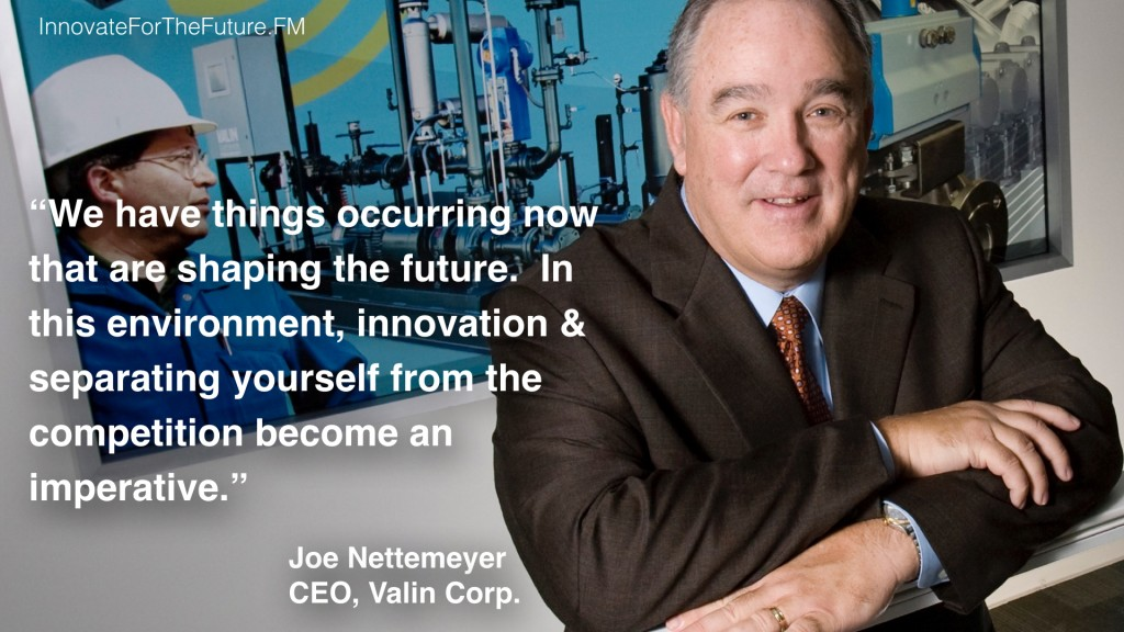 Joe Nettemeyer Vision Quote