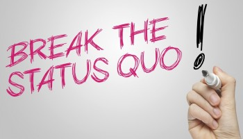 Get Furious with the Status Quo